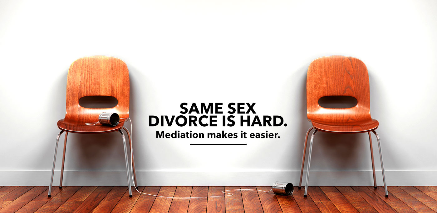 Bill Ferguson - The Gay Divorce Mediator